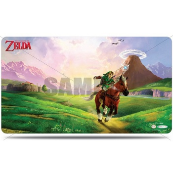 UP - Playmat - The Legend of Zelda: Link & Epona Playmat with Tube