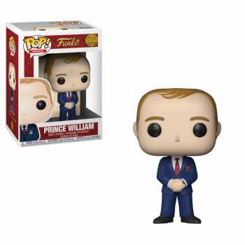Funko POP! Royal Family - Prince William Vinyl Figure 10cm