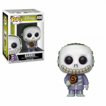 Funko POP! NBC - Barrel Vinyl Figure 10cm