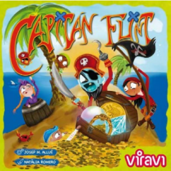 Capitan Flint - EN/SP/DE/FR/CAT
