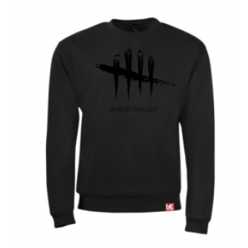 "Dead by Daylight Sweater ""Black on Black"" - Size M"