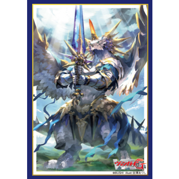 "Bushiroad Sleeve Collection Mini - Vol.318 Card Fight !! Vanguard G ""Zero Dragon Ultima of Extreme Territory"" (70 Sleeves)"
