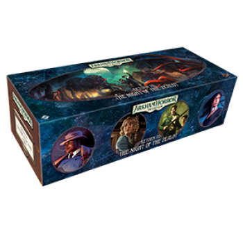 FFG - Arkham Horror LCG: Return to the Night of the Zealot- EN