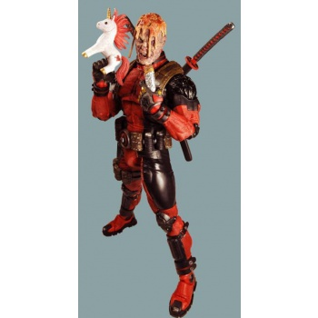 Marvel Classics - 1/4th Scale Action Figure - Ultimate Deadpool 45cm