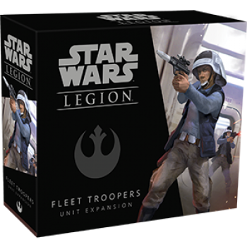 FFG - Star Wars Legion - Fleet Troopers Unit Expansion - EN