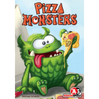 Pizza Monsters - DE/EN