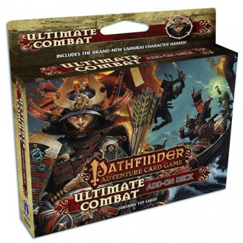 Pathfinder ACG: Ultimate Combat Add-On Deck - EN