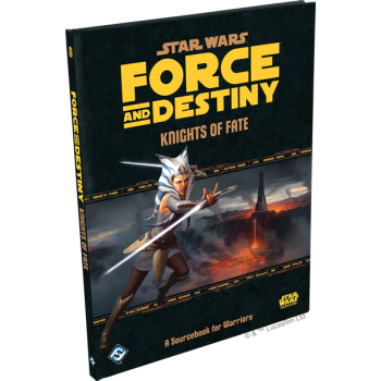 FFG - Star Wars RPG: Force and Destiny - Knights of Fate: A Sourcebook for Warriors - EN