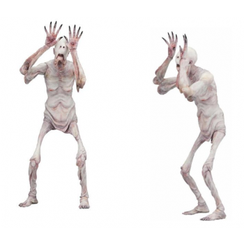 Guillermo del Toro Signature Collection - Action Figure - Pale Man w/ Underworld Throne (Pan's Labyrinth) 18cm