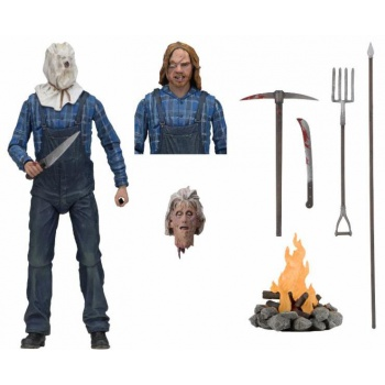 Friday the 13th - Action Figure - Ultimate Part 2 Jason 18cm