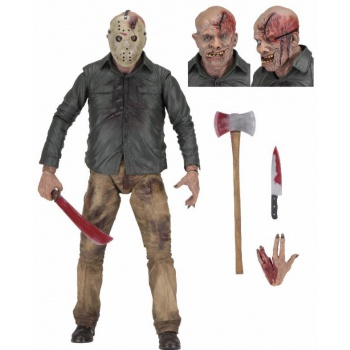Friday the 13th - 1/4 Scale Action Figure - Part 4 Jason 46cm