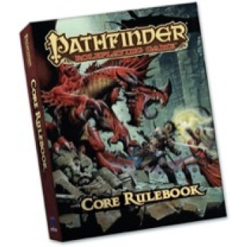 Pathfinder RPG Core Rulebook - Pocket Edition - EN