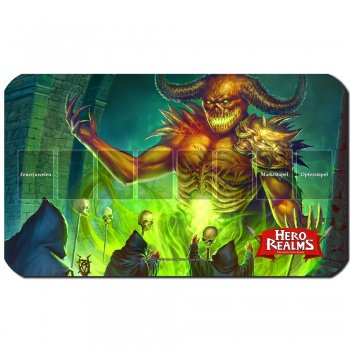 Blackfire Playmat - Hero Realms Tyrannor - Ultrafine 2mm (DE)