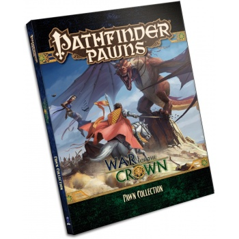 Pathfinder Pawns: War for the Crown Pawn Collection - EN
