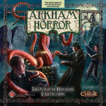 FFG - Arkham Horror: Dunwich Horror Expansion - EN