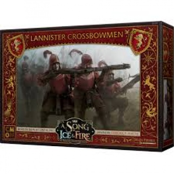 A Song Of Ice And Fire - Lannister Crossbowmen - EN