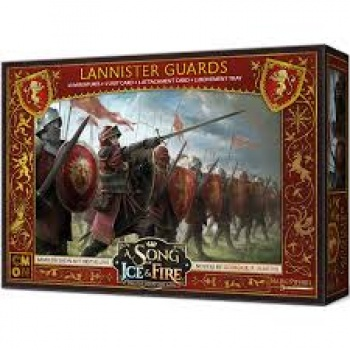 A Song Of Ice And Fire - Lannister Guards - EN