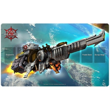 Star Realms Playmat - Destroyer Mech