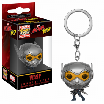 Funko POP! Keychain: Ant-Man & The Wasp: Wasp Vinyl Figure 4cm