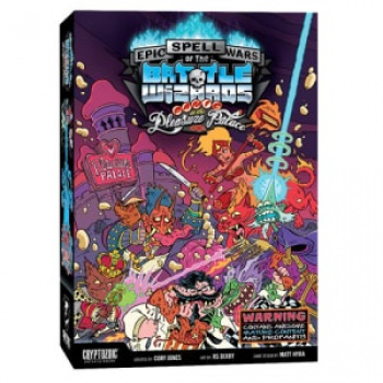 Epic Spell Wars of the Battle Wizards IV: Panic at the Pleasure Palace - EN