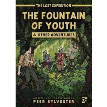 The Lost Expedition: The Fountain of Youth & Other Adventures - EN