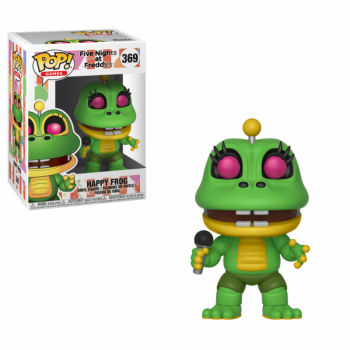 Funko POP! FNAF 6 Pizza Sim - Happy Frog Vinyl Figure 10cm