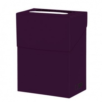 UP - Deck Box Solid - Plum