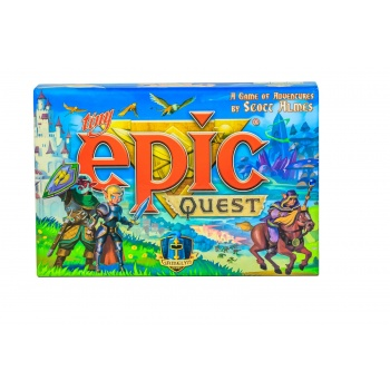 Tiny Epic Quest - EN