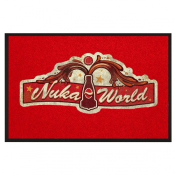 Fallout Doormat Nuka World
