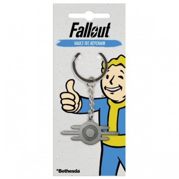 Fallout Keychain Vault-Tec