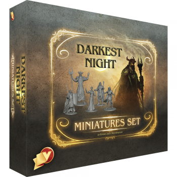 Darkest Night Miniatures Set - EN