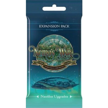 Nemo's War Nautilus Upgrades Expansion Pack - EN