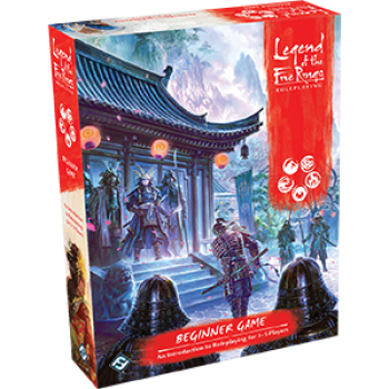 FFG - Legend of the Five Rings Roleplaying Beginner Game - EN