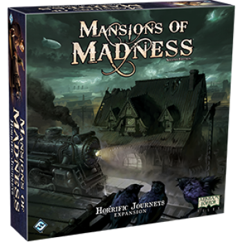 FFG - Mansions of Madness - Horrific Journeys - EN