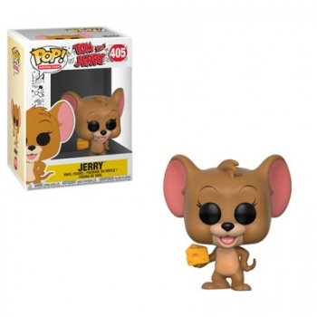Funko POP! Tom and Jerry - Jerry Vinyl Figure 10cm