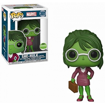 Funko POP Marvel Marvel Comics - Lawyer She Hulk ECCC Exclusive