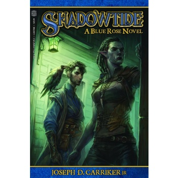 Shadowtide: A Blue Rose Novel - EN