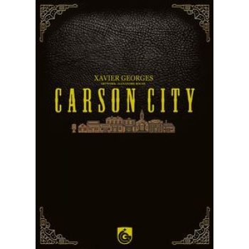 Carson City: Big Box - NL/EN/FR/DE