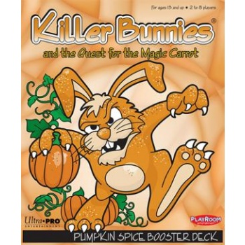 Killer Bunnies Quest Pumpkin Spice Booster - EN