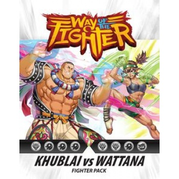 Way of the Fighter - Fighter Pack: Khublai Vs Wattana - EN