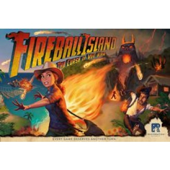 Fireball Island - The Curse of Vul Kar - EN