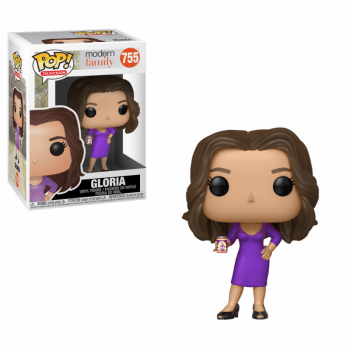 Funko POP! Modern Family - Gloria Vinyl Figure 10cm