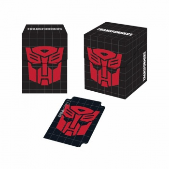 UP - PRO 100+ Deck Box - Hasbro Transformers Autobots
