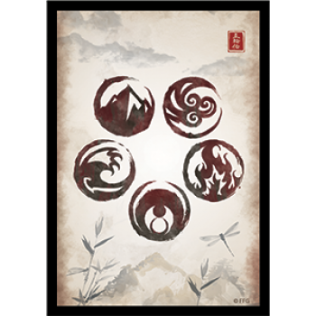 FFG - Legend of the Five Rings: Dynasty Unlimited Art Sleeves (50 Sleeves)
