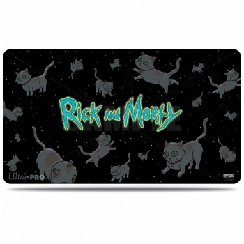 UP - Playmat - Rick and Morty V1