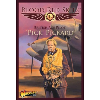 Blood Red Skies - Pick' Pickard Mosquito Ace - EN