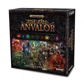 The Rise & Fall of Anvalor - EN