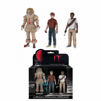 Funko IT - Set 4 - 3-Pack Action Figures 12cm
