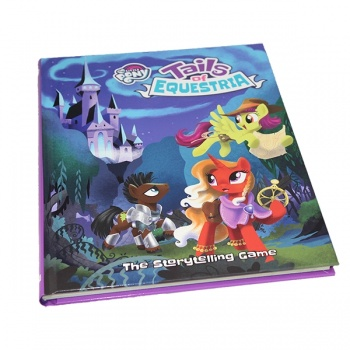 My Little Pony: Tails of EquestriaThe Storytelling Game - EN