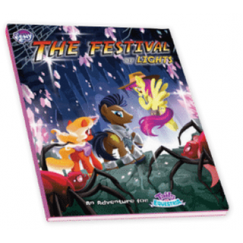 My Little Pony: Tails of EquestriaThe Storytelling Game - Festival of Lights - EN